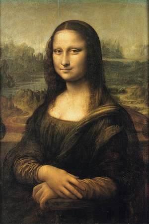 Leonardo Da Vinci - Mona Lisa (or La Gioconda)