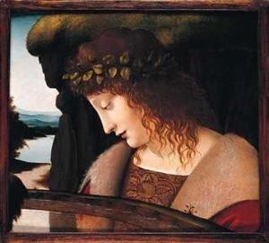 Leonardo Da Vinci - Narcissus