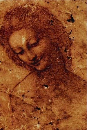 Leonardo Da Vinci - Head of Leda 2