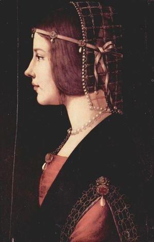 Leonardo Da Vinci - Portrait