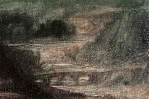 Leonardo Da Vinci - Mona Lisa (detail) 3