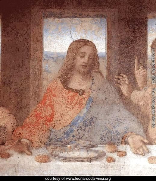 The Last Supper (detail2)