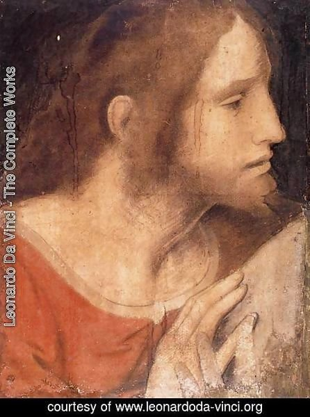 Leonardo Da Vinci - Head of St James the Less