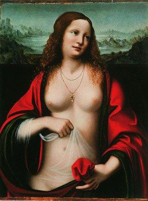 Leonardo Da Vinci - Mary Magdalene