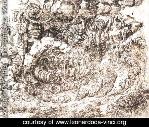 Leonardo Da Vinci - Natural Disaster