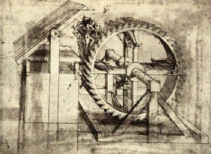 Leonardo Da Vinci - Crossbow Machine