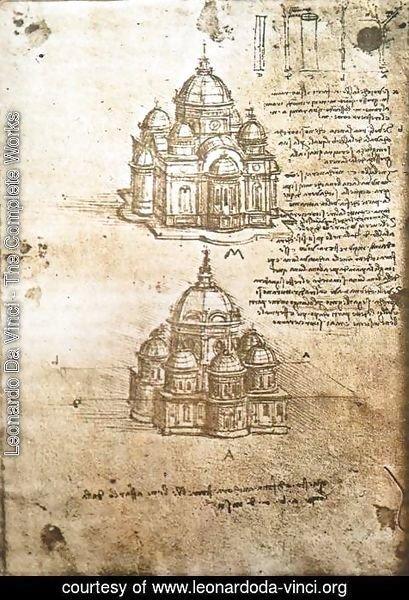 Leonardo Da Vinci - The Complete Works - Studies Of ...