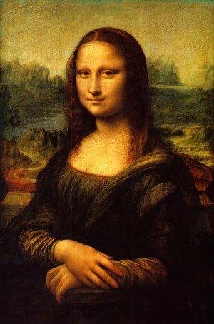 Leonardo Da Vinci - Mona Lisa (La Gioconda) c. 1503-05