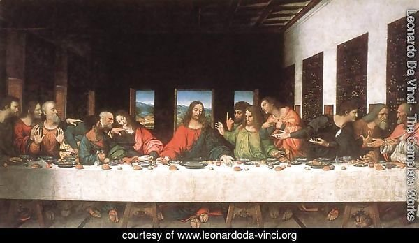 Last Supper (copy) 16th century